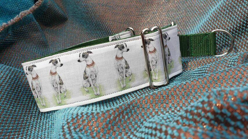 Collar 'Willow Whippet' a Bridgette Lee Design