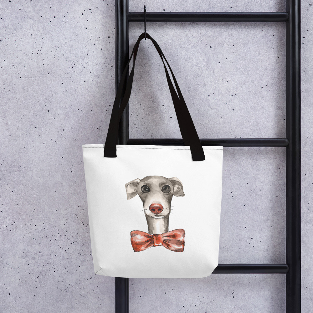 Tote bag With Iggy!