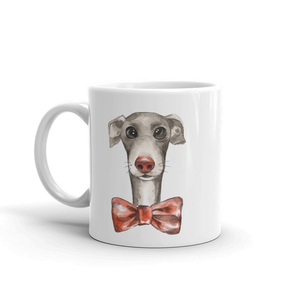 Iggy Italian Greyhound Design Mug