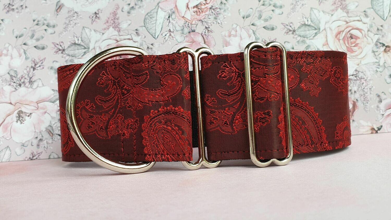 Collar 'Satin Paisley' Design