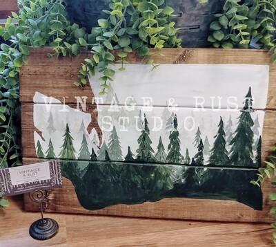 WA Woodland Trees