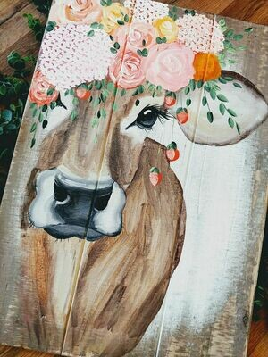 Betsy Spring Cow