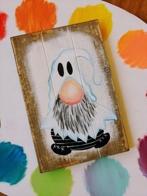 Ghost Gnome
