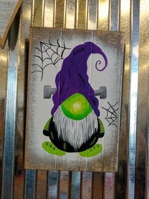 Frankenstein Gnome