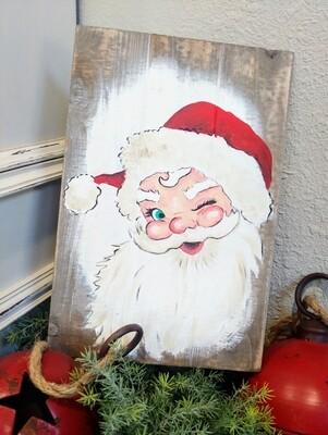Vintage Santa (Design 2)