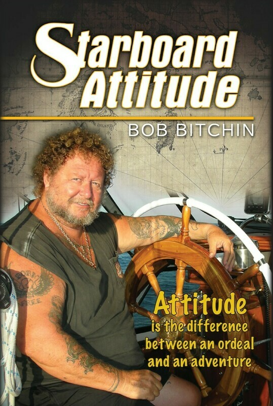 PRE-ORDERING NOW: Starboard Attitude - Signed Hardcover