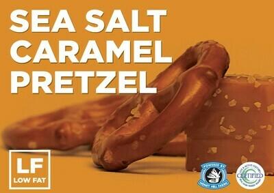 Sea Salt Caramel Pretzel