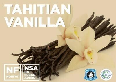 No Sugar Added Vanilla