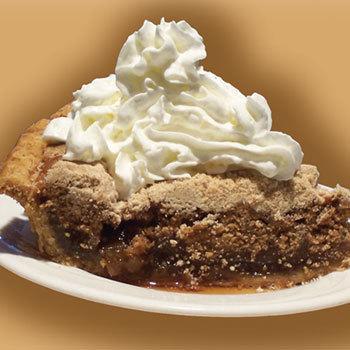 Anna Miller's Shoofly Pie (No Tin) 00010