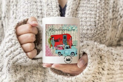 Southern Life 15oz. Mug
