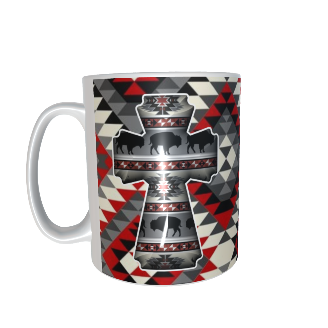South West Red Cross 15oz Mug