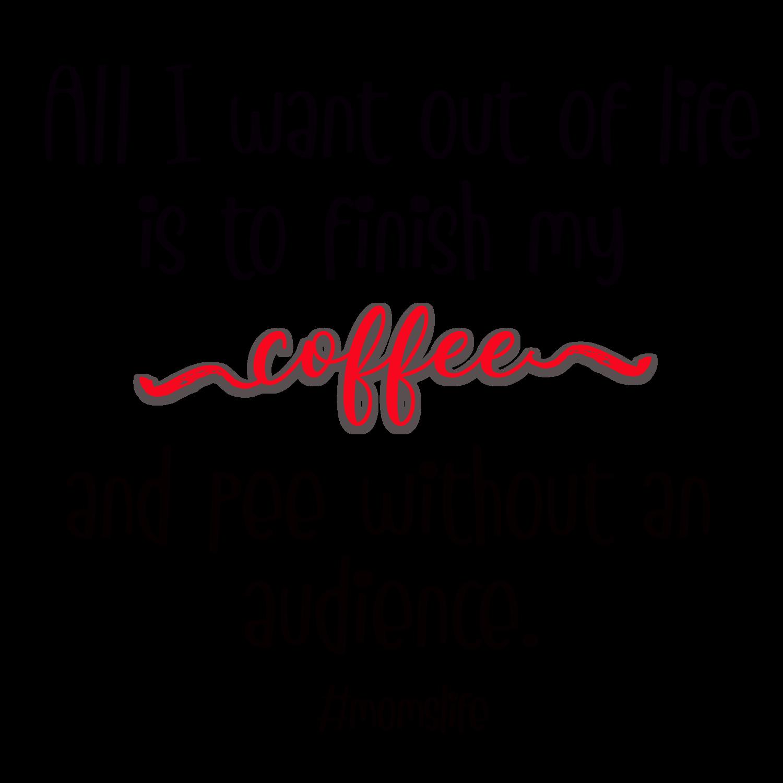#Momslife - Coffee- Digital Design Sublimation PNG