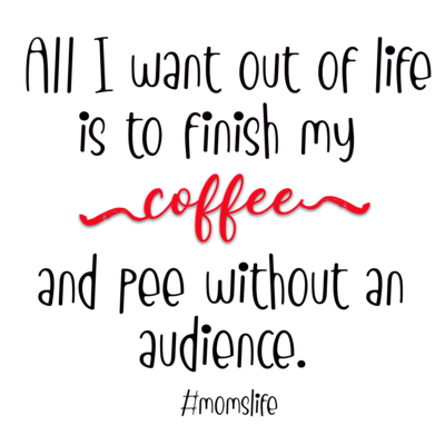 #Momslife - Coffee- Digital Design Sublimation PNG