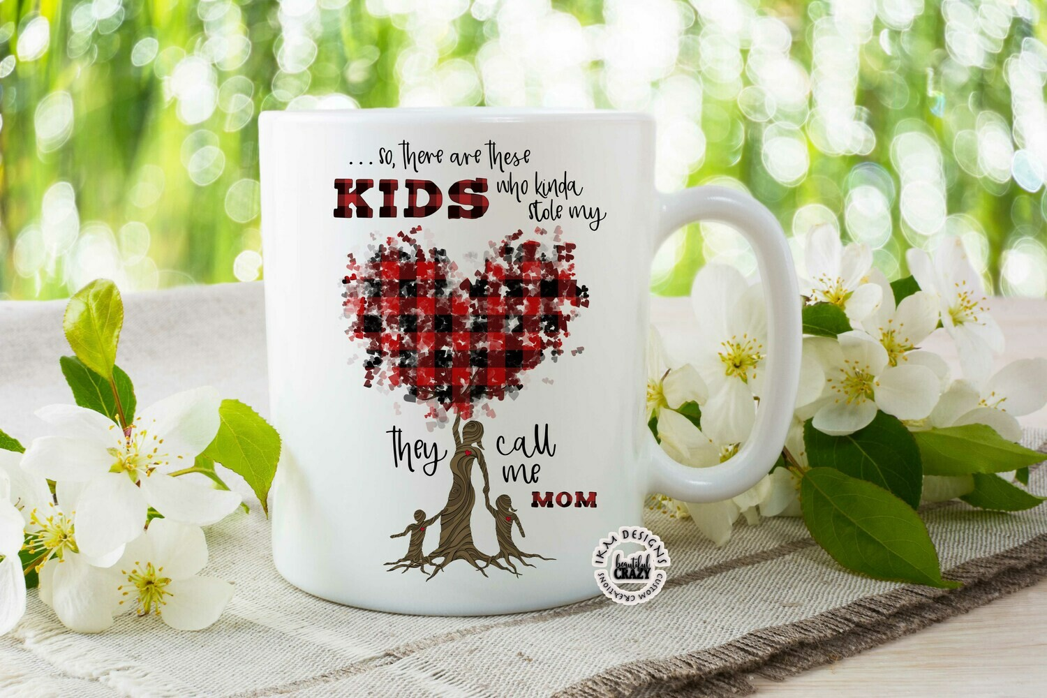 """So there are/is those/this Kids/Boy/Girl  15oz Mug"