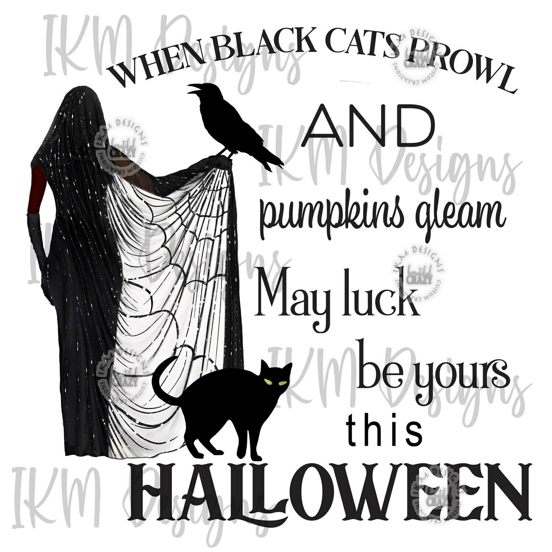 """""""Halloween """" Digital Design Sublimation PNG"""