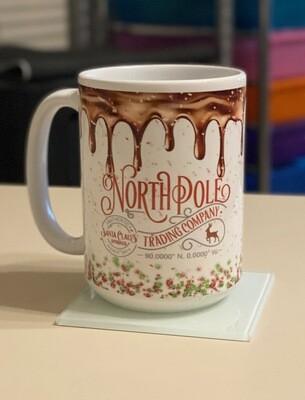 North Pole Trading Company ... 15oz Coffee Mug