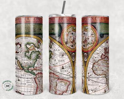 """Old Worldmap"" Digital Download"