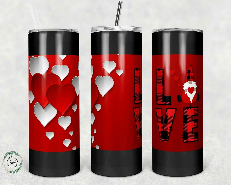"""Valentines Tumblers"" Digital Download"