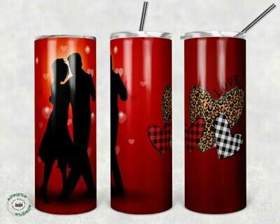 """Valentine's Day Tumblers"" Digital Download"