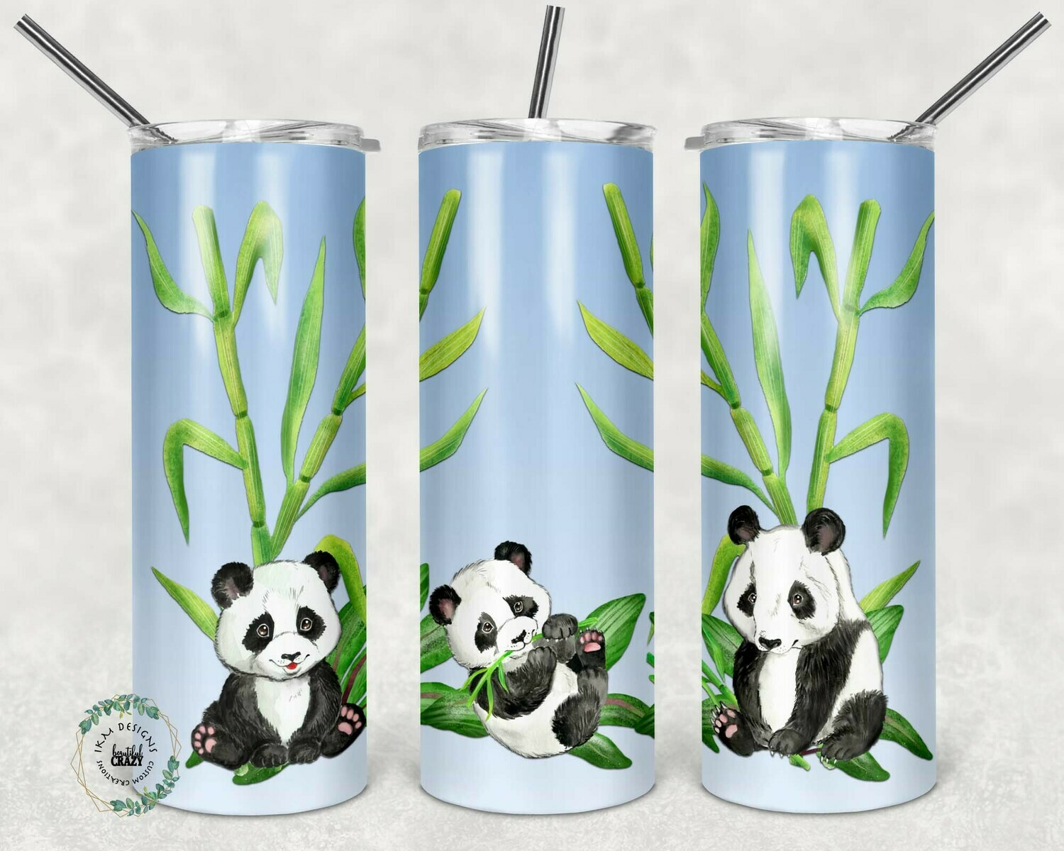 Sublimation Digital Download for 20oz Tumblers