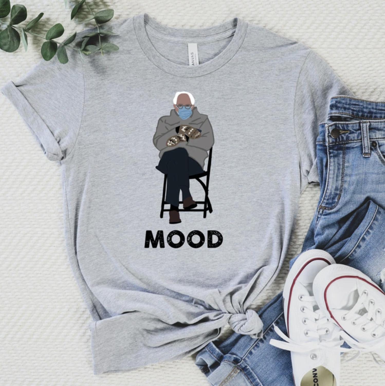 "Graphic T-Shirt ""Mood"""