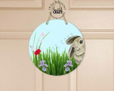 Blank Spring Digital Design for Sublimation