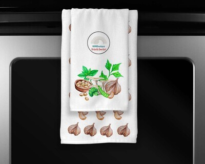 Digital Downloads Towel-set