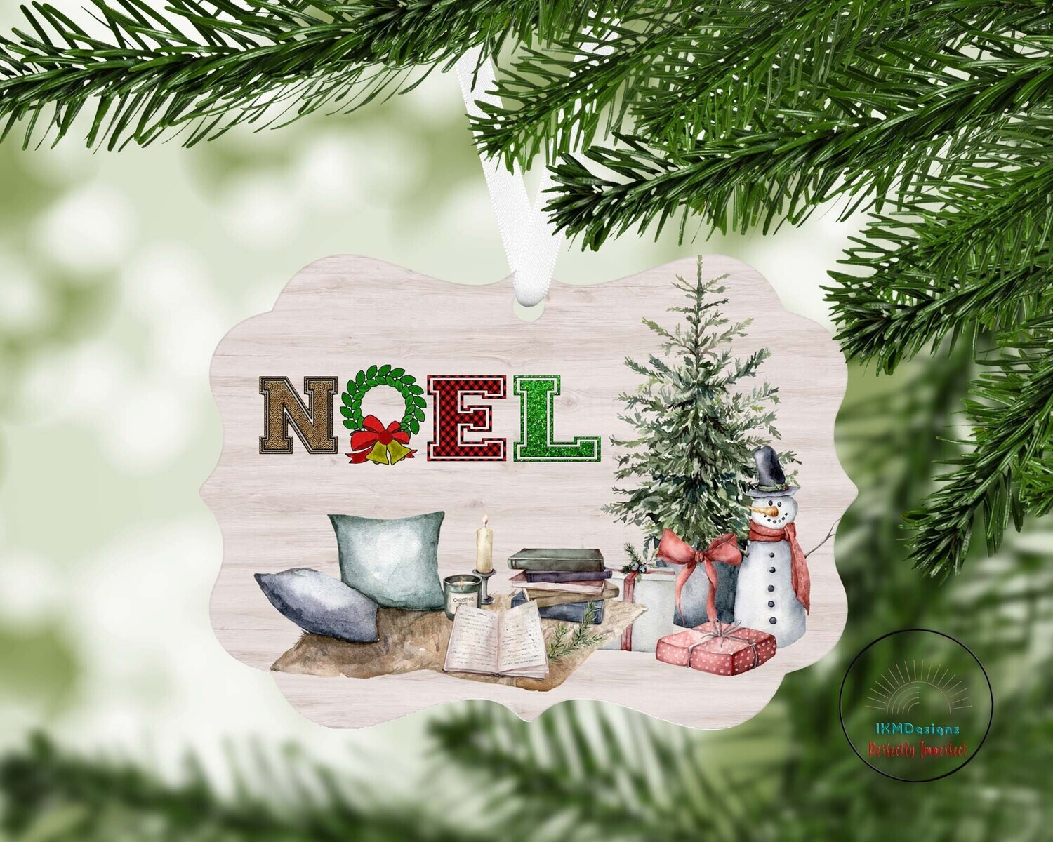 Christmas  Ornament for Sublimation