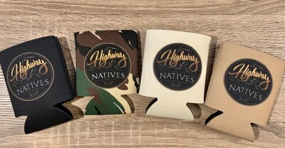 Highway Natives Koozie