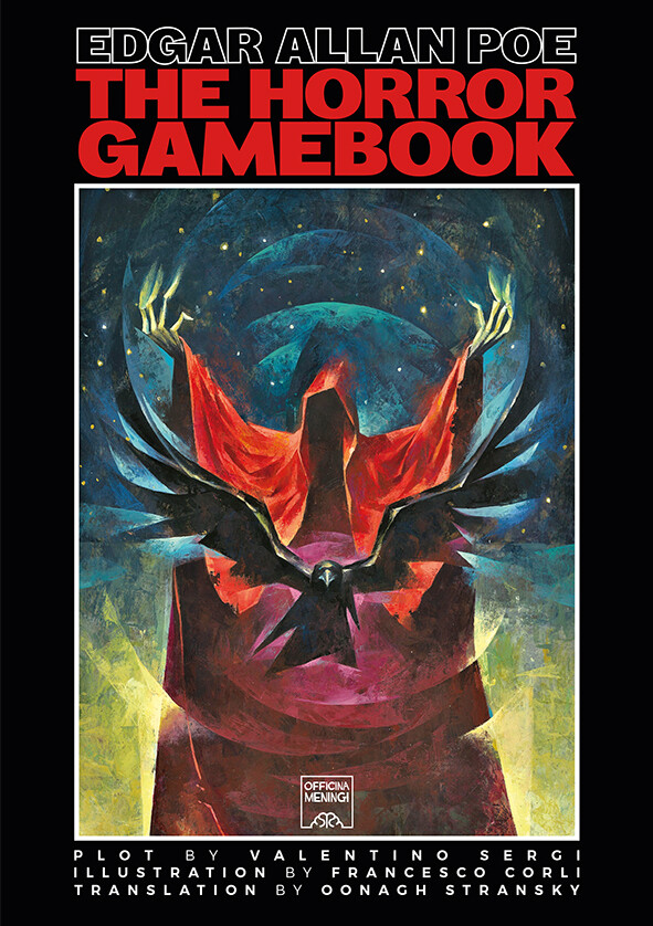 Edgar Allan Poe - The Horror Gamebook [PRE-ORDER]