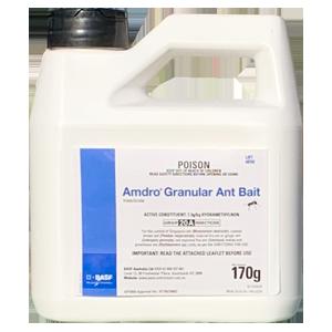 AMDRO ANT GRANULES 170g