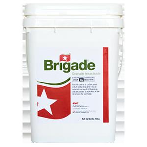 BRIGADE GRANULAR INSECTICIDE 15kg