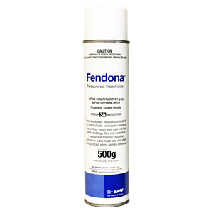 FENDONA PRESSURISED INSECTICIDE 500g