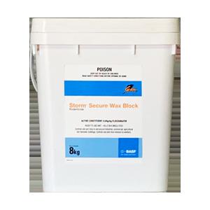 STORM SECURE WAX BLOCK 8kg