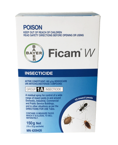 FICAM W INSECTICIDE 150g