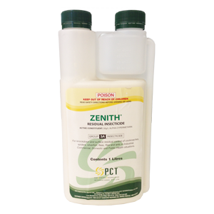 ZENITH RESIDUAL INSECTICIDE 1L