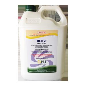 BLITZ INSECTICIDE 5L