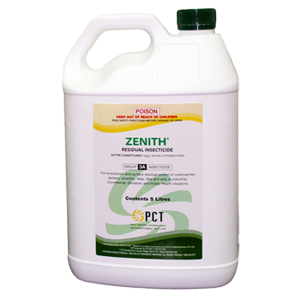 ZENITH RESIDUAL INSECTICIDE 5L