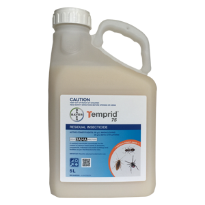 TEMPRID 75 RESIDUAL INSECTICIDE  5L