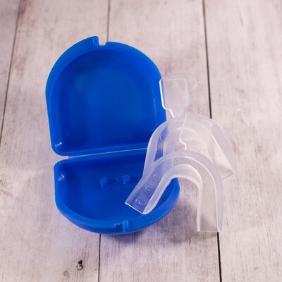 Mouth Trays with Large Ventilated Case