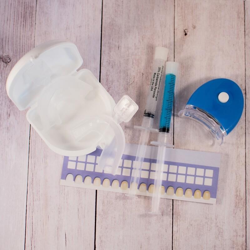 Teeth Whitening Light Kit