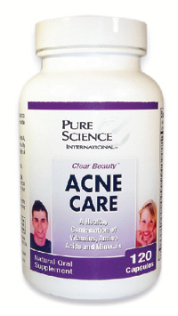 Clear Beauty™ Acne Care Capsules