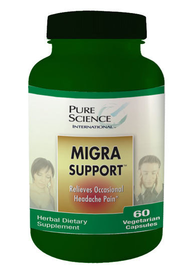 Migra Support Capsules 1 Month Supply