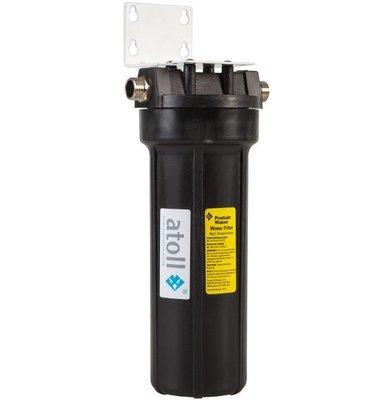 Магистральный фильтр Atoll I-11SH-p MAX с картриджем для горячей воды