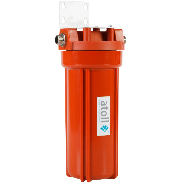 Магистральный фильтр Atoll I-11SH-p STD с картриджем для горячей воды