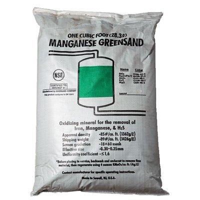 Каталитическая загрузка Manganese Greensand Plus (14,15л.)