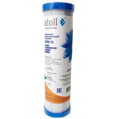 Картридж угольный Atoll EPM-10