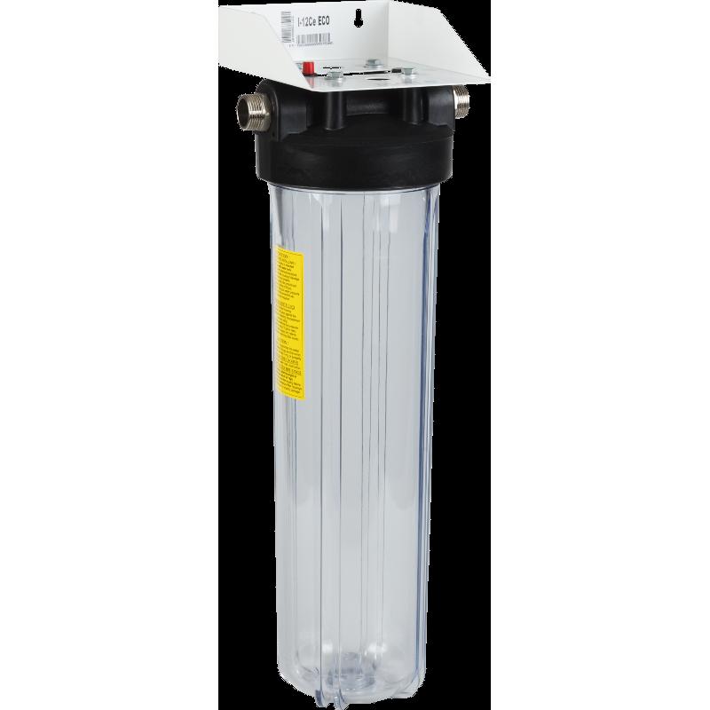 Магистральный фильтр Atoll I-12BС-e ECO прозрачный
