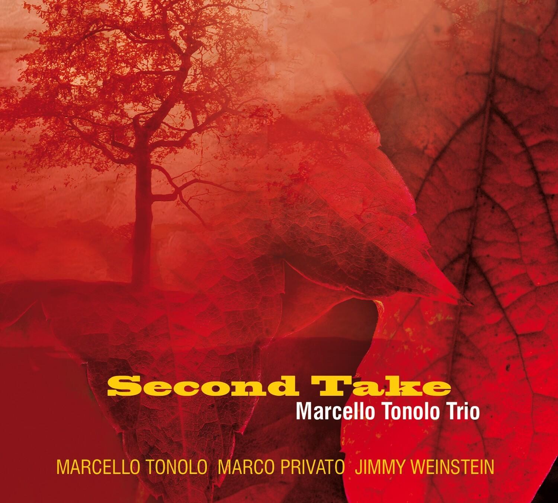 MARCELLO TONOLO TRIO  «Second Take»