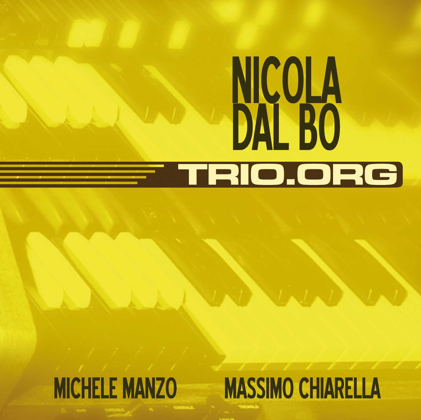 NICOLA DAL BO  «Trio.org»